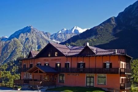 Hotel Adamello - v prosinci