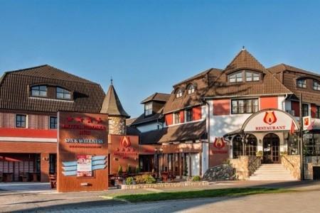 Hotel Piroska, Maďarsko, Termální Lázně
