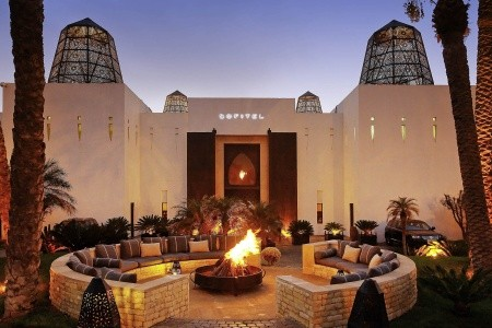 Hotel Sofitel Agadir Royal Bay Resort - polopenze