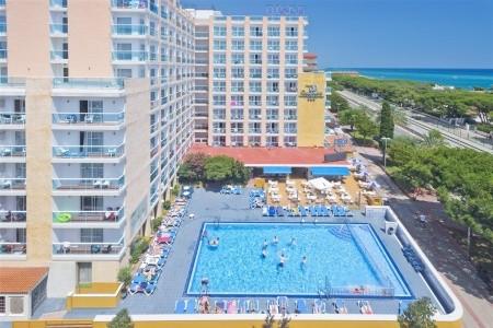 Malgrat De Mar / H-Top Hotel Cartago Nova, Španělsko, Costa del Maresme