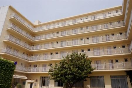Pineda De Mar / Hotel Checkin Pineda, Španělsko, Costa del Maresme