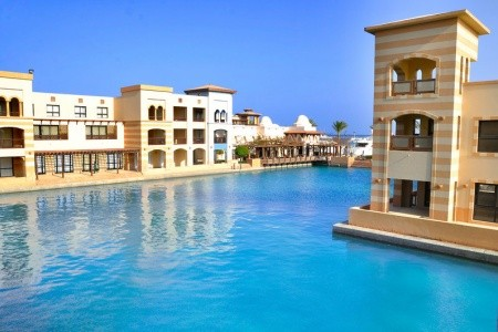 Hotel Sunrise Marina Resort Port Ghalib