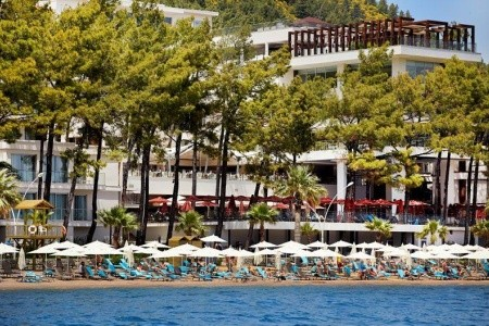 Orka Lotus Beach, Turecko, Marmaris