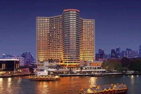 Thajsko - Bangkok / Royal Orchid Sheraton & Towers