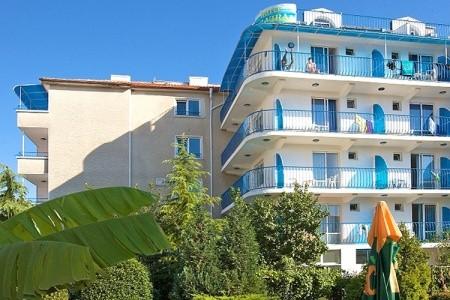 Bulharsko - Ravda / Hotel Elvira