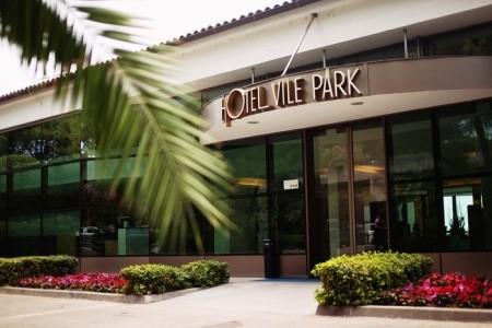 Hotel Vile Park - v červenci