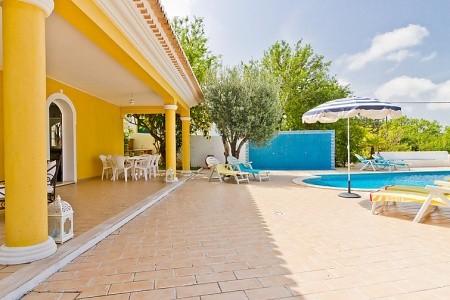 Villa Monte Da Torre - Algarve v srpnu - Portugalsko