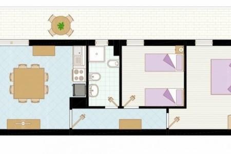 Apartmány Azzurra - apartmány