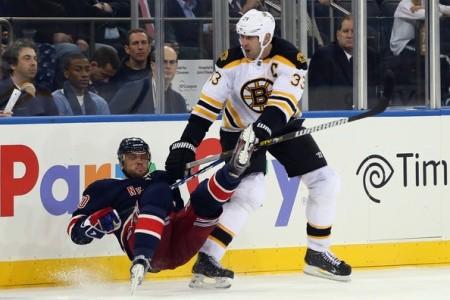 Nhl Ny Rangers - Boston & Nj Devils - Calgary & Ny Islanders - Detroit - Predĺžená Verzia