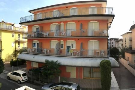 Residence Francesca - Jesolo Lido Ovest, Itálie, Lido di Jesolo