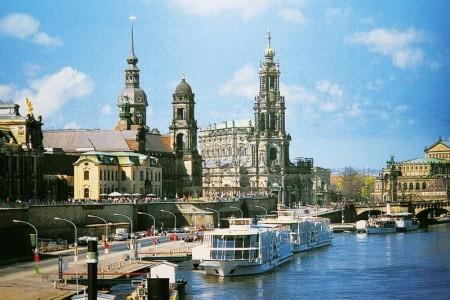 Českosaské Švýcarsko s výletem do Drážďan