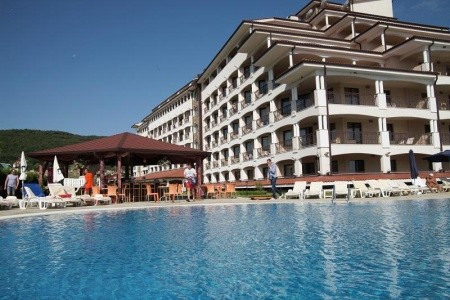 Hotel Casablanca, Bulharsko, Obzor