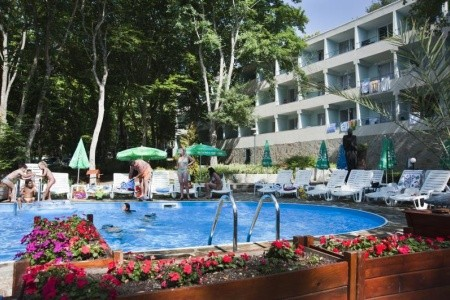 Hotel Ariana, Bulharsko, Kiten
