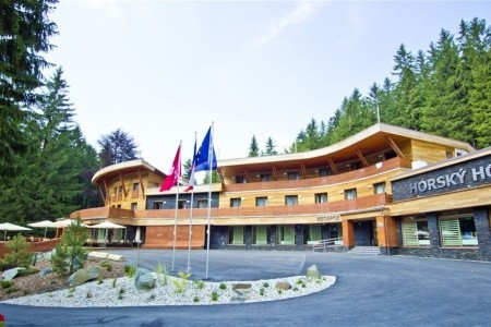Horský Hotel Čeladenka - Relax Pobyt Pro Ženy