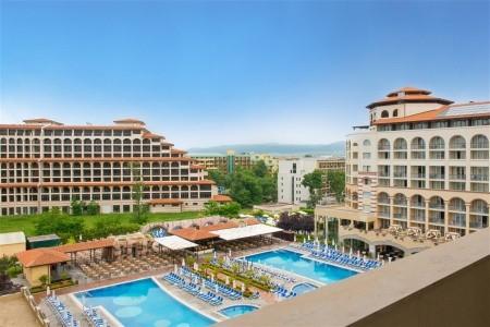 Iberostar  Sunny Beach Resort Bulharsko Slunečné Pobřeží last minute, dovolená, zájezdy 2018