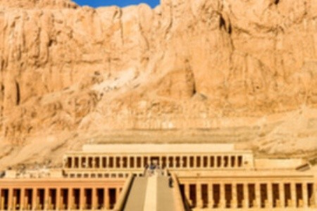 Luxor v Egyptě