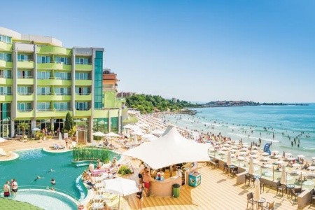 Mpm Hotel Arsena, Bulharsko, Nesebar