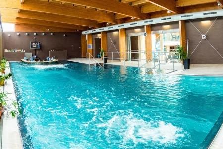 Hotel Seasons, Aquacity Poprad - v prosinci