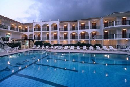 Hotel Eleana - Řecko v létě