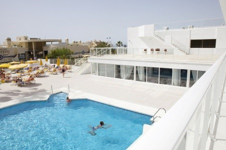 Hotel Ibersol Alay - letecky