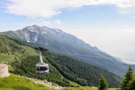 Putování: sever - jih + Lago di Garda (Hotel) - v listopadu