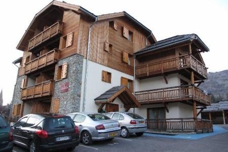 Rezidence Villeneuve - Haut