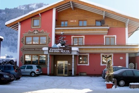Pension Bergheil - Kaprun