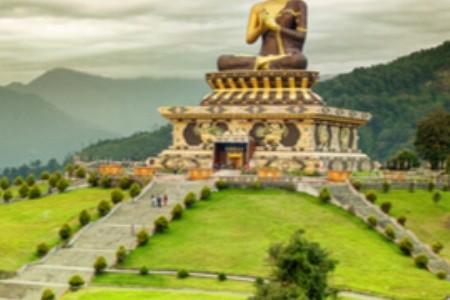 Indický Sikkim – vítejte v údolí rýže
