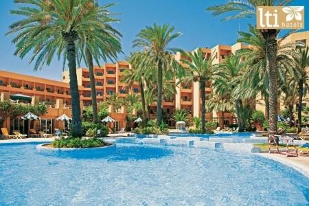 Lti Vendome El Ksar Resort &thalasso, Tunisko, Sousse