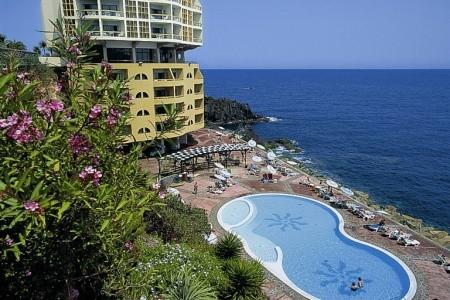 Pestana Palms Ocean Aparthotel Madeira Funchal last minute, dovolená, zájezdy 2018