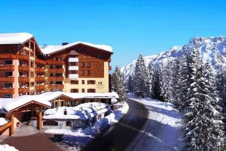 Hotel Carlo Magno Spa Resort ****, Madonna Di Campiglio - Last Minute a dovolená