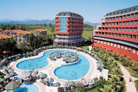 Delphin Deluxe Resort, Turecko, Alanya