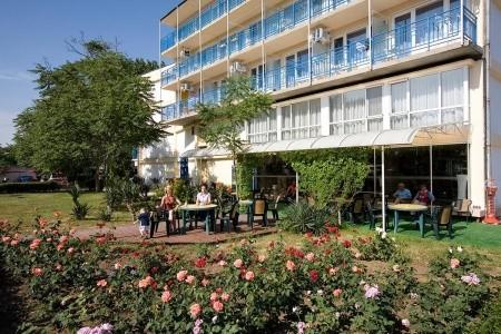 Parkhotel Continental (S Polpenziou), Bulharsko, Slunečné Pobřeží