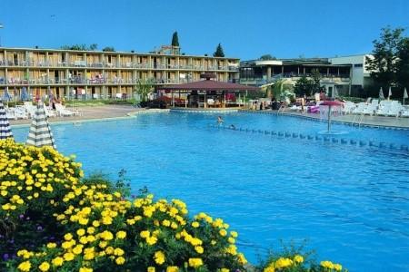 Parkhotel Continental, Bulharsko, Slunečné Pobřeží