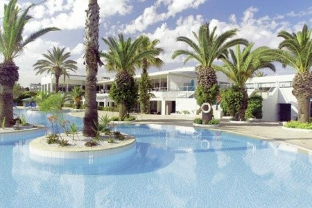Thalassa Sousse Resort & Aquapark, Tunisko, Sousse