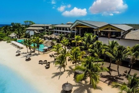 Intercontinental Mauritius Resort Balaclava Fort - u moře