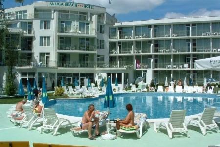 Hotel Avliga Beach - hotely