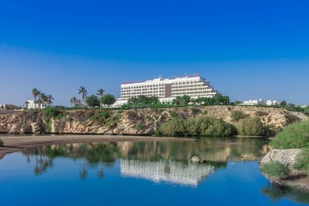 Crowne Plaza Muscat - first minute