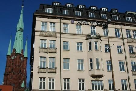 Terminus, Švédsko, Stockholm