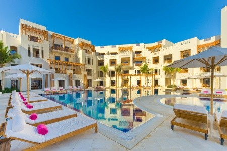 Sifawy Boutique Hotel - Omán All Inclusive