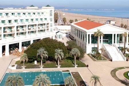 Santos Las Arenas Balneario Resort - eurovíkendy