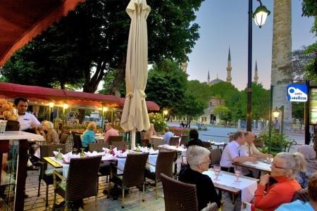 Alzer Hotel, Turecko, Istanbul