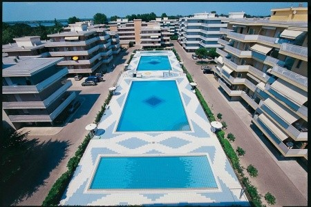 Residence Valbella Itálie Veneto (Benátská riviéra) last minute, dovolená, zájezdy 2018