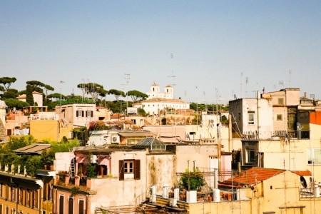 Locarno, Itálie, Řím