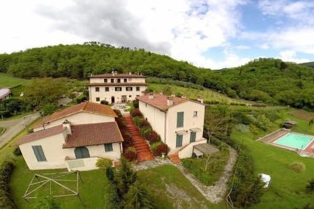 Agriturismo Vigna La Corte, Itálie, Toskánsko