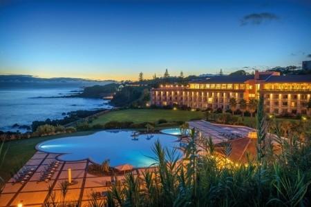 Terceira Mar - luxusní dovolená