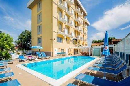 Hotel Viking Itálie Rimini last minute, dovolená, zájezdy 2018