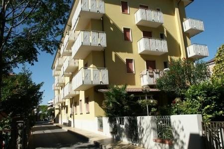 Apartmánový Dům Internazionale - apartmány u moře