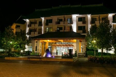 Hotel Greenfield Hotel Golf + Spa, Bükfürdo, Maďarsko, Termální Lázně