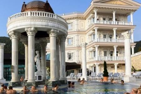 Hotel Aphrodite - luxusní dovolená